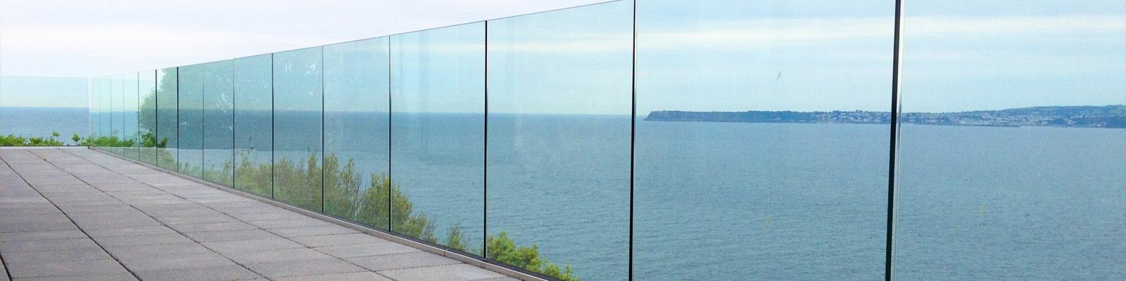 Glass Balustrades Rotorua Windscreens Frameless Shower